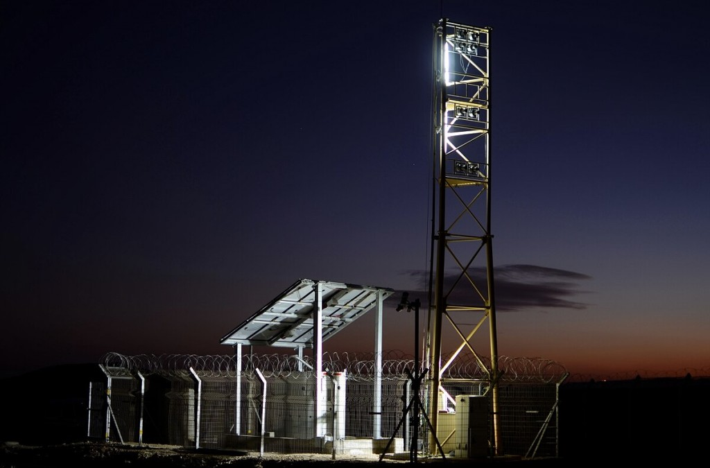 Magna system night