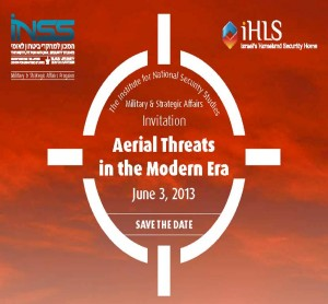 INSS – Aerial Threats in the Modern Era Conference – Registration