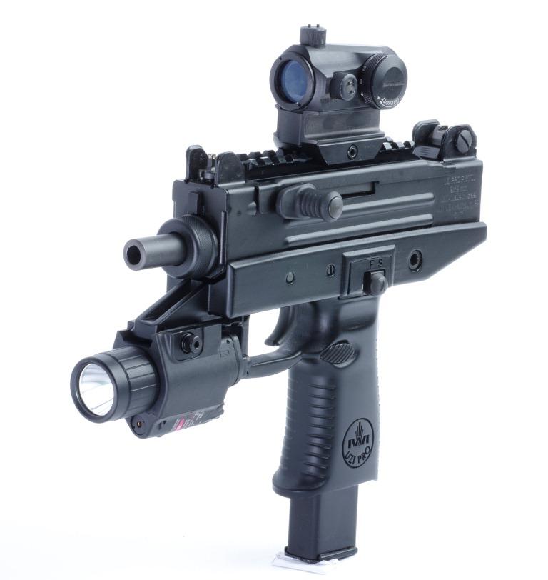 IWI UZI PRO Pistol_5610