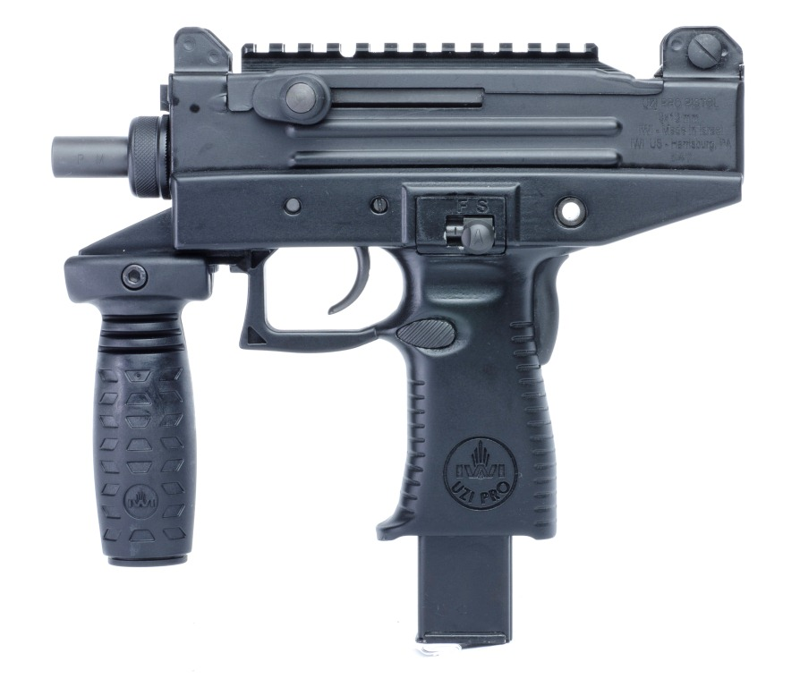 IWI UZI PRO Pistol_5623