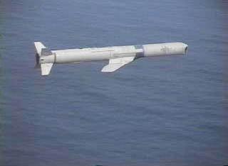 טיל שיוט פופאי טורבו בתעופה