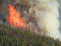 Waiting for the next disaster – UAV options not examined for putting out fires