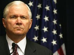 Defense Secretary, Robert Gates