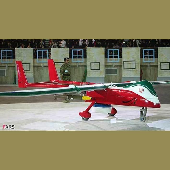 I-HLS Teherans' Drone Fever