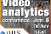 Conference: Israel International Homeland Security Video Analytics – June 6th, 2013