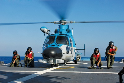 Eurocopter AS 565 SA, Photo Credit - IAF