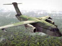 מטוס תובלה מדגם KC-390/ Embraer