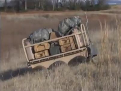 Northrop Grumman, Carryall Mechanized Equipment Landover, CaMEL
