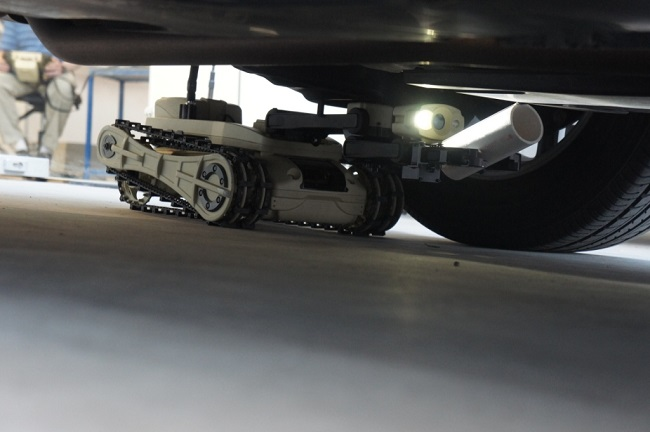 MTGR - Micro Tactical Ground Robot for public safety applications