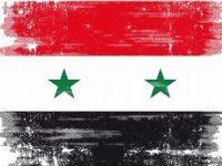 syria hoax flag