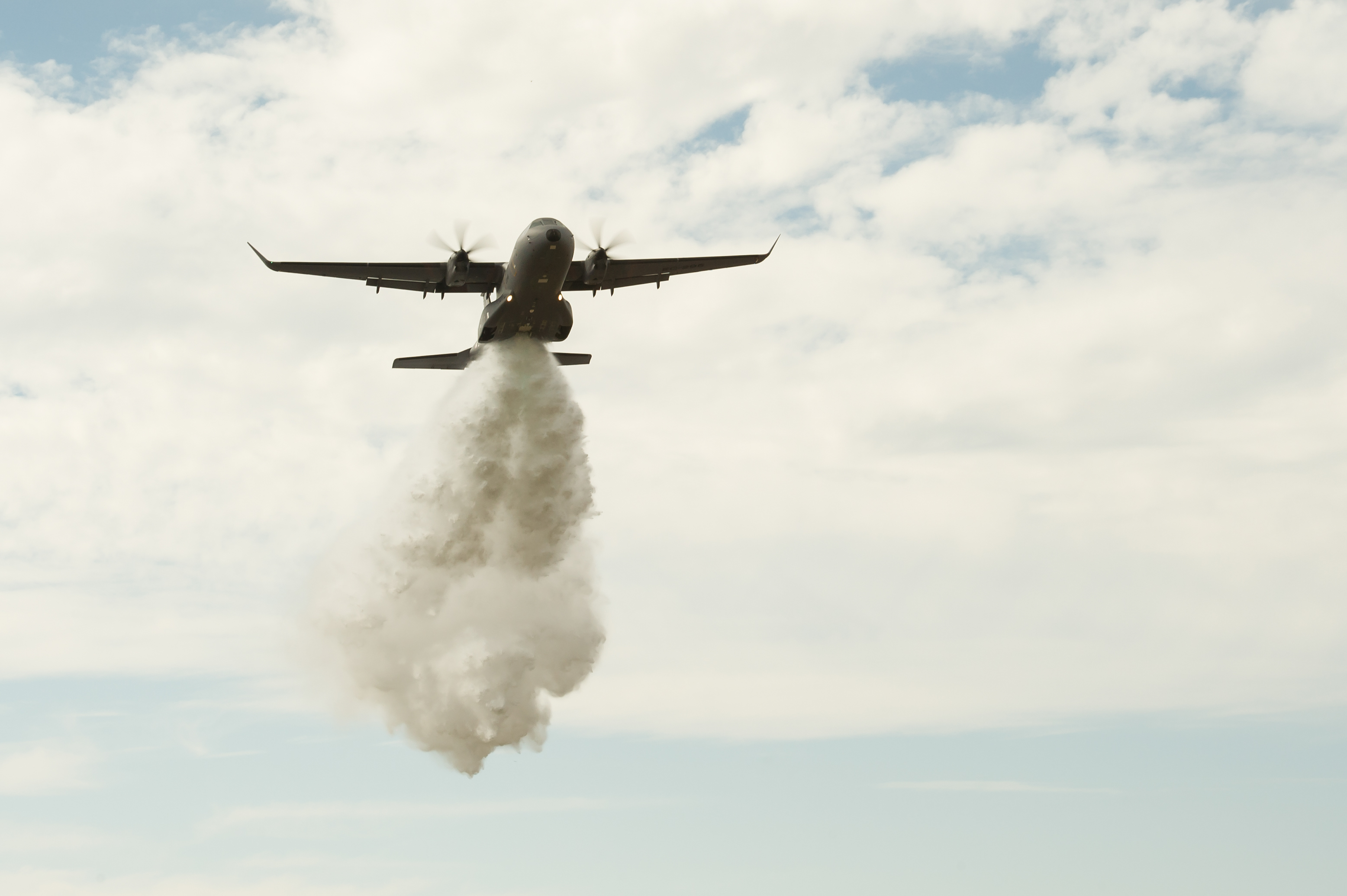 C295 Firefighter. Photo: Airbus Military