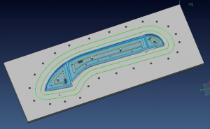 Fig. 12 – 3D RTM tool