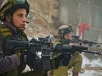 Paratroopers train on Mt Hermon Photo IDF Spokesman office feature