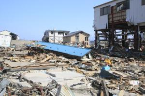 Earthquake in Japan, 2011 (123rf)