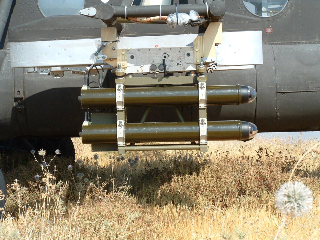 Armes de fabrication Israelienne - Page 15 01-LAHAT-launcher