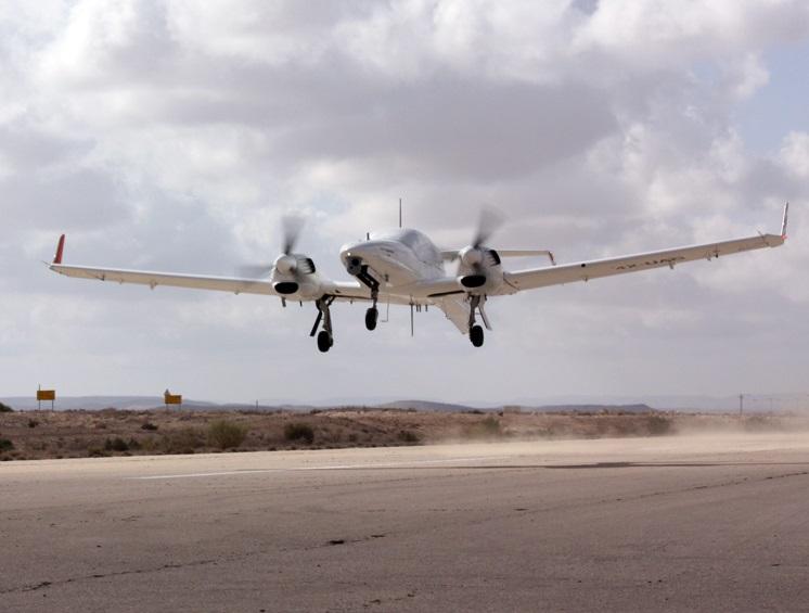 Dominator UAV (Aeronautics)