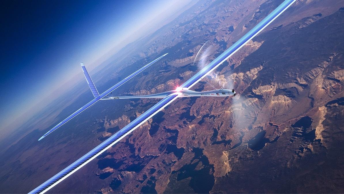 Solara 50 UAV (Titan Aerospace)