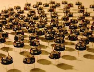 New, Tiny Robots With no Memory