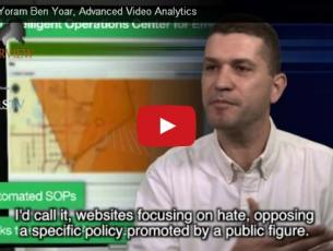 iHLS TV – Yoram Ben Yoar, Advanced Video Analytics