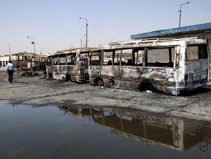 Terrorist attack in Baghdad. Illustration photo (Wikimedia Commons)