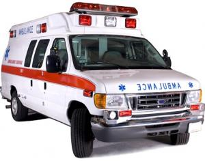Ambulances go high-tech to prevent crashes