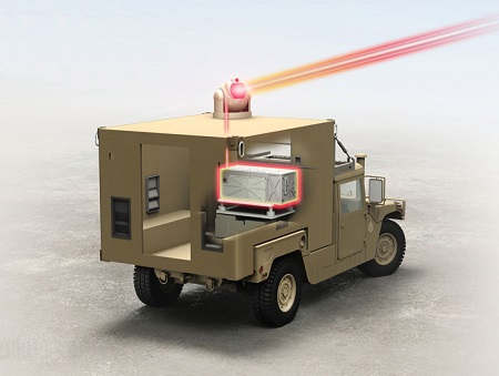 UAVs becoming armed threats – tactical laser weapon ...
