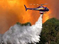 Israeli police to deploy firefighting helicopters