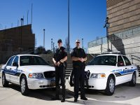 Police departments use technology for patrols, community