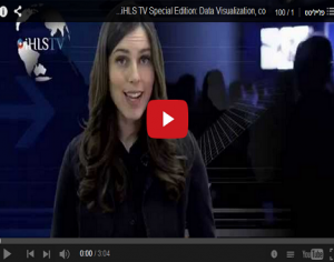 iHLS TV Special Edition: Data Visualization, SIGINT, counter-espionage and counter-terror surveillance