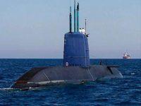 Dolphin II submarine