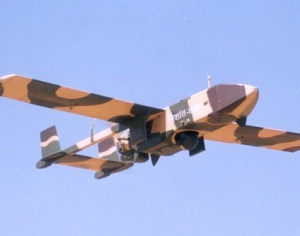 UAV Panchi warms up for maiden flight