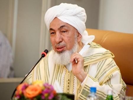 Image result for abdullah Bin Bayyah