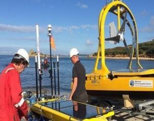 בריטניה: צי של ספינות רובוטיות בים הפתוח