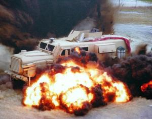 Counter IED and Mine System unveiled