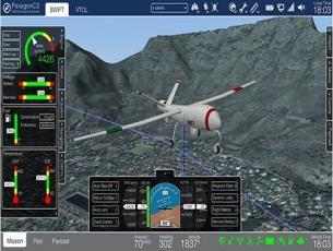 מערכת Paragon של חברת S-Plane