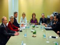 סבב השיחות הגרעין האחרון עם איראן