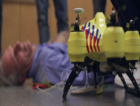 A Drone That Can Save Lives Ihls