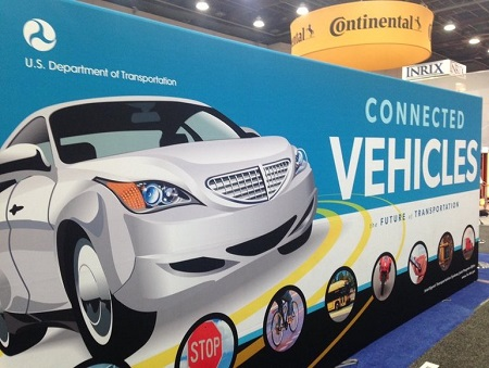 Gm University Of Michigan To Work On Connected Vehicle