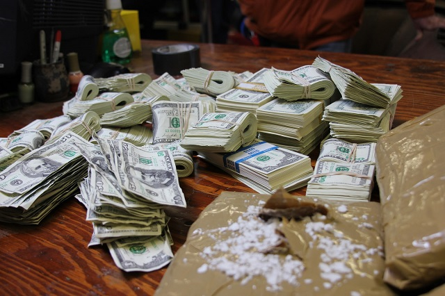 from cocaine in banknotes to airport bomb detection  chromatography