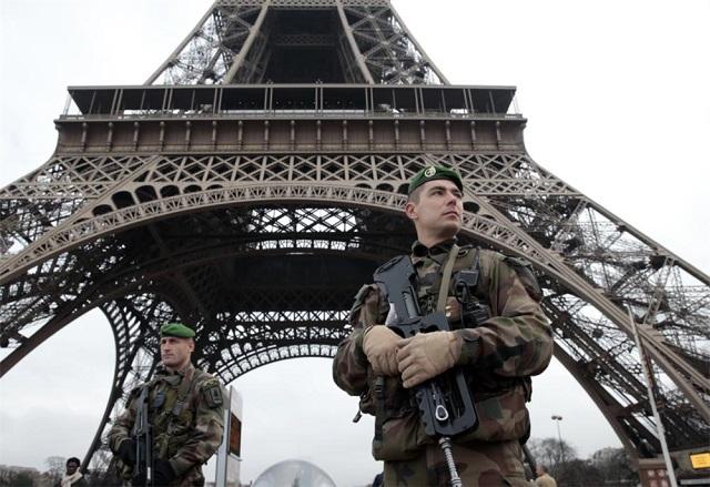 INSS Terror Attacks in Paris