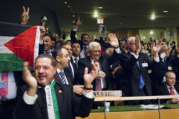 43rd plenary meeting of the General Assembly67th session: Question of Palestine