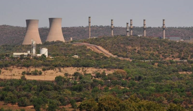 South Africa's Pelindaba Nuclear Research Center stores nearly a quarter ton of uranium