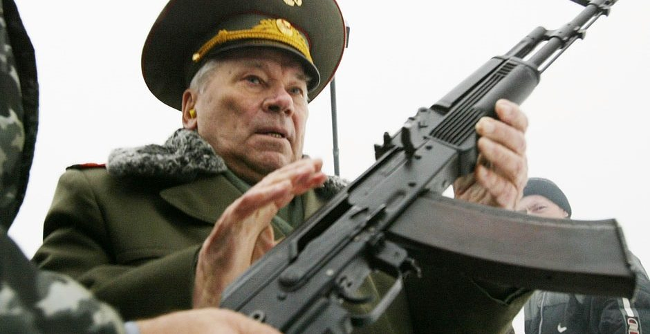 Ak 47 Maker Kalashnikov Lies To Register Trademark World