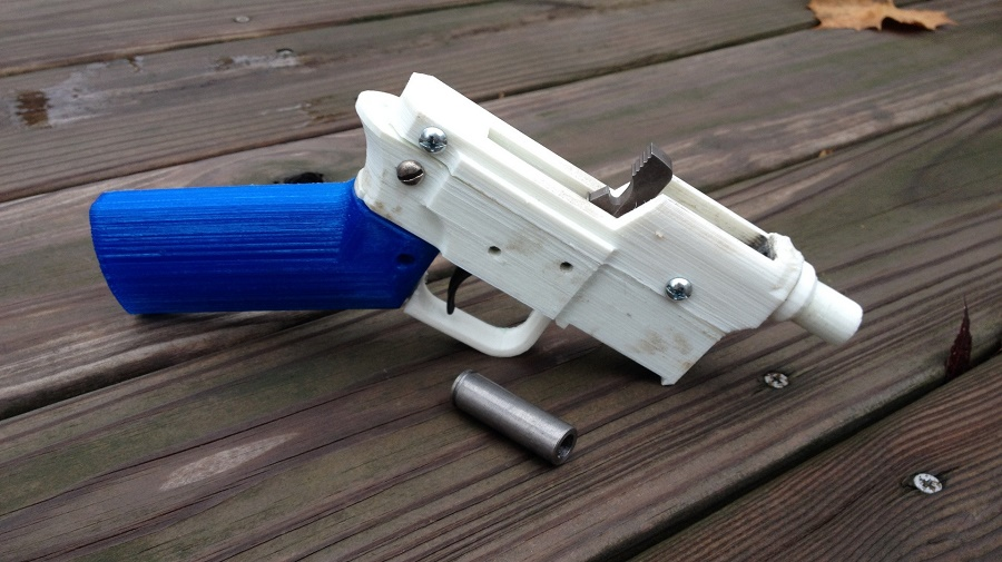 The End Of 3d Printed Weapons Ihls