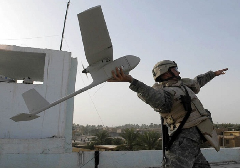 Small Uavs Incorporated In Air Force Ihls