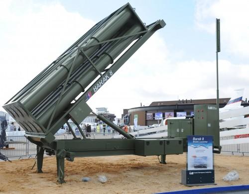 IAI Barak 8 Missile