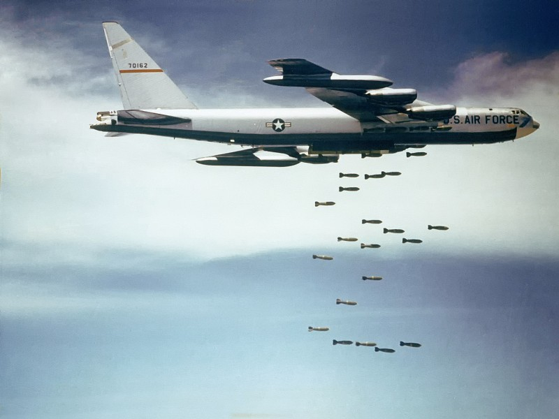 After 25 Years: B-52 Bombers Deployed To Middle East - iHLS