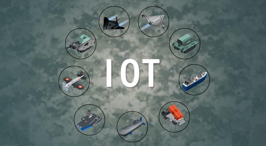 More Iot For The Dod Ihls