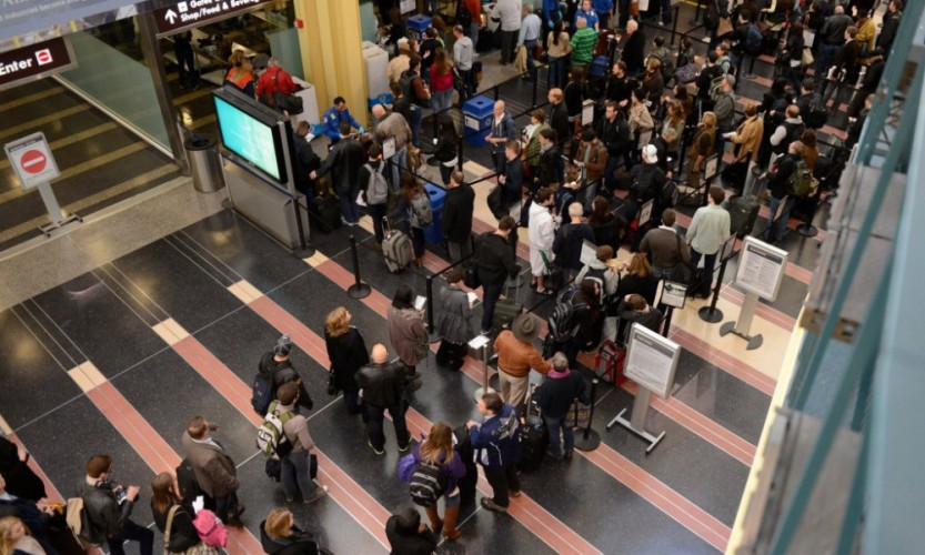 DHS To Airlines: Waive Baggage Fees To Reduce Wait Times   i-HLS Israel Homeland Security