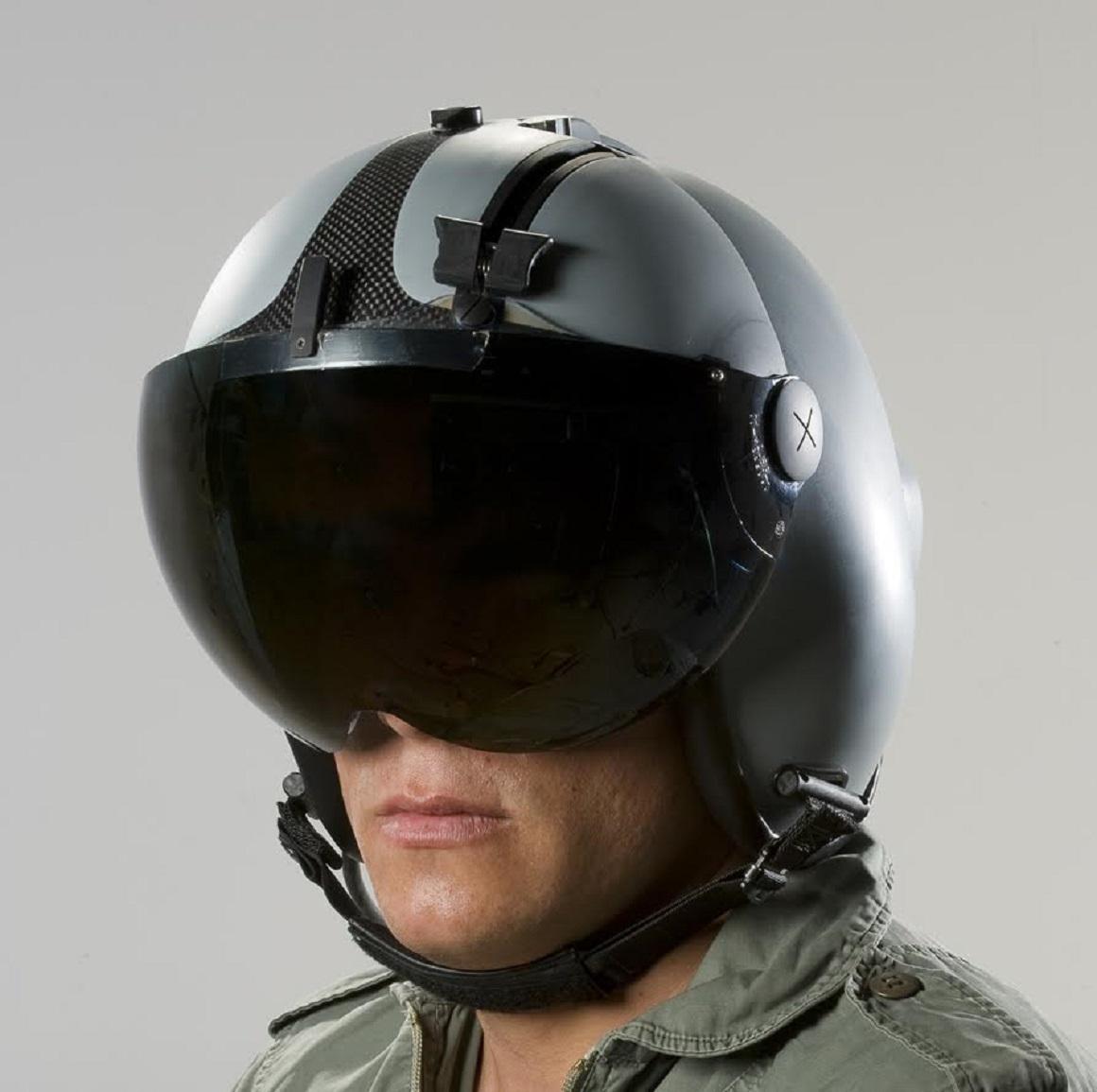 New Vr Combat Helmet Also For Drone Pilots Ihls